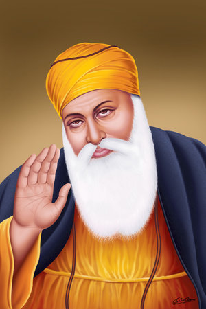 Sri Gurunanak Dev Ji