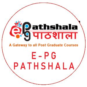 e-PG Pathshala